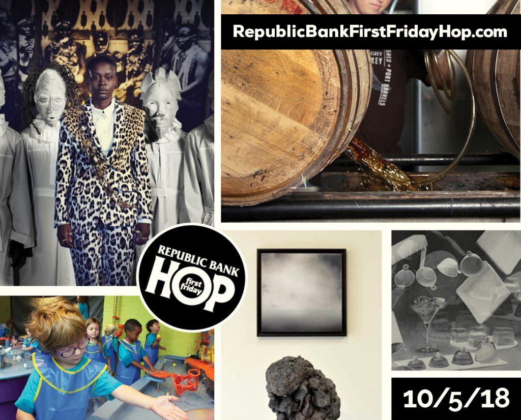 October 5: Republic Bank First Friday Hop image