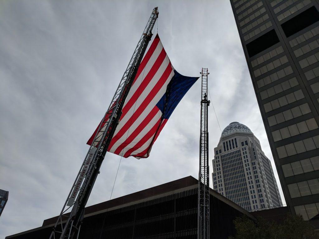 November 9: Louisville's Centennial Veterans Day Parade image