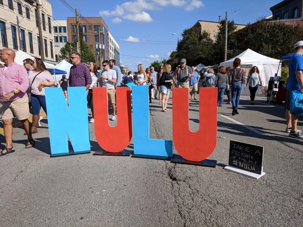 September 29 - NuLuFest image